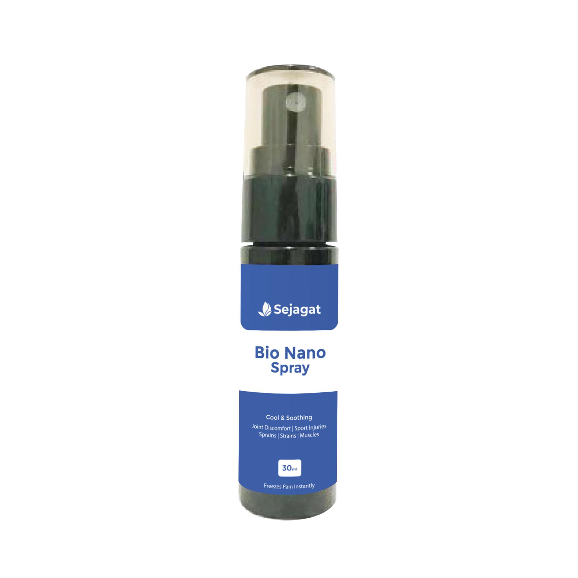 Bio Nano Spray (Untuk Lutut) 30ml