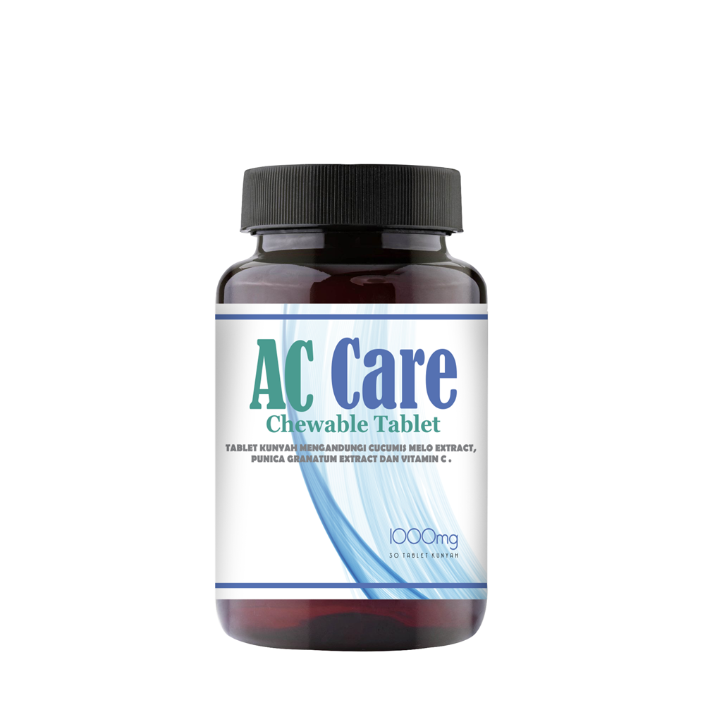 AC Care Chewable Tablet (Acne Control)