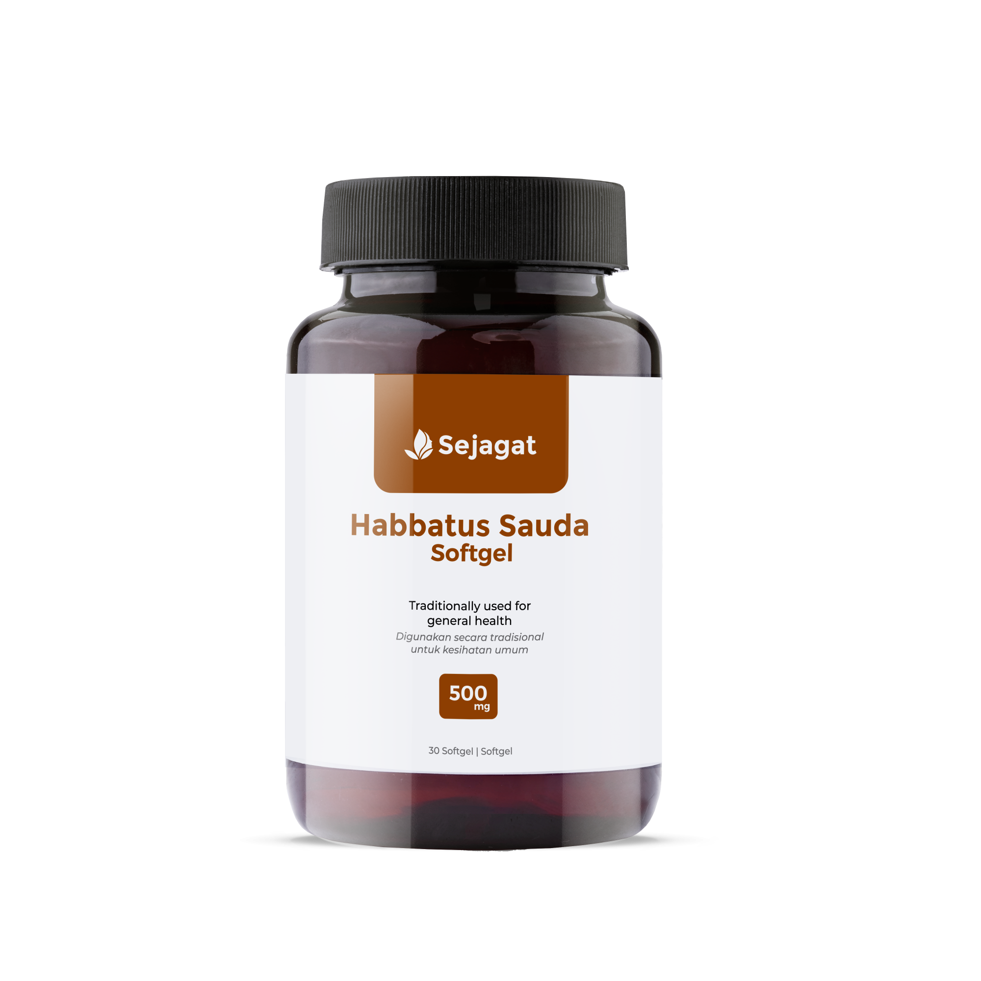 Habbatus Sauda Quality Softgel 500mg