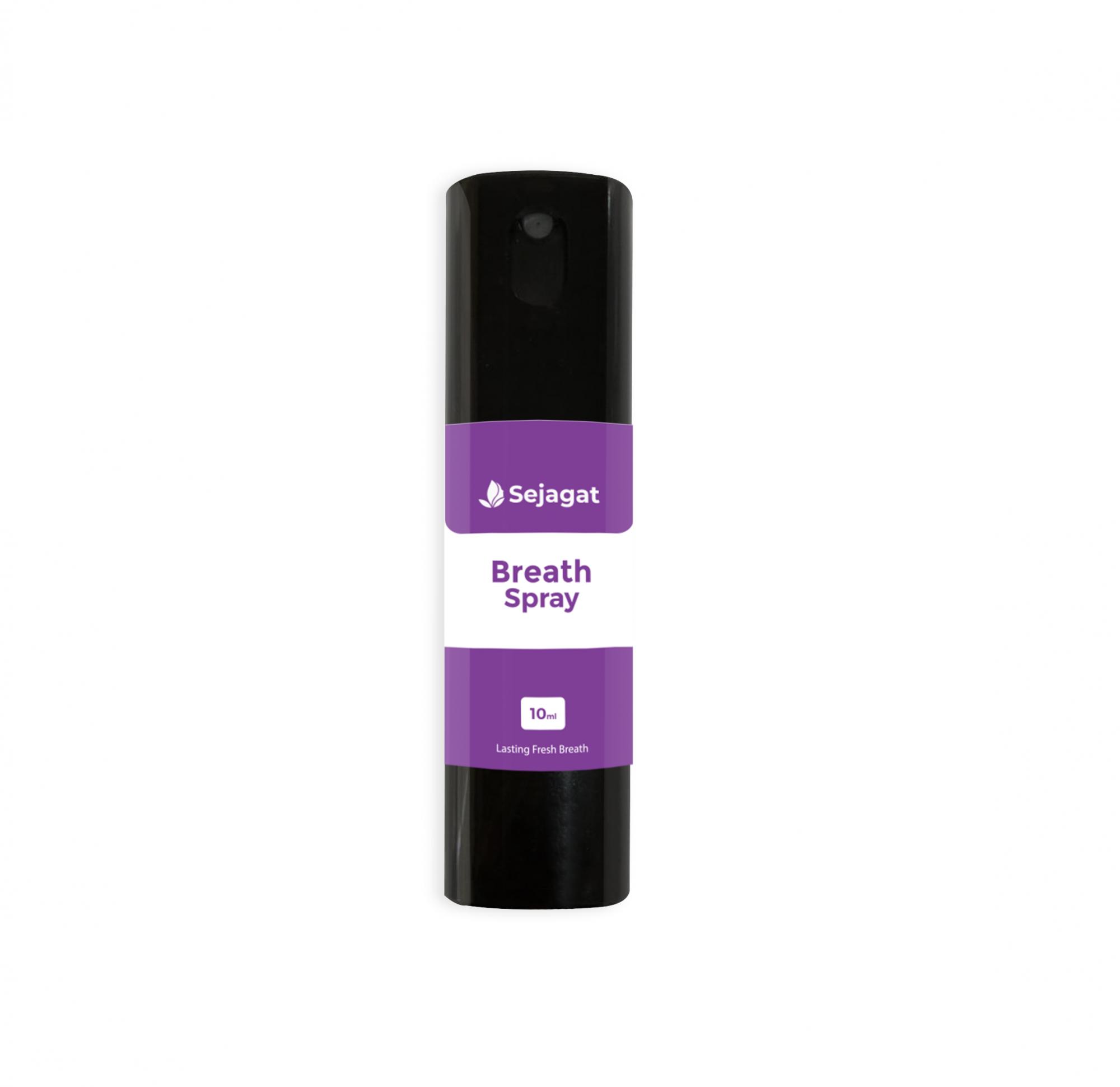 Breath Spray - Pakej Percubaan